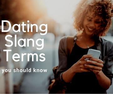 Términos de la jerga de citas que necesitas saber cuando sales con alguien