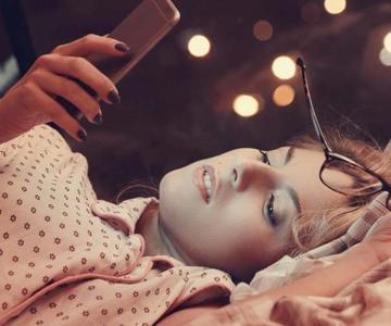 Dulce manera de decir buenas noches a tu pareja o pareja