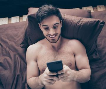 Poner una sonrisa en su rostro: Textos de Buenos Días para su Novio