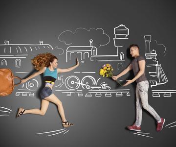 3 Razones por las que su relación a larga distancia va a fracasar