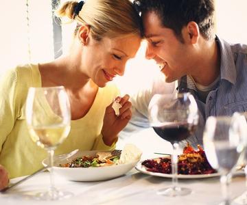 Citas con una dieta: Los 5 mejores consejos