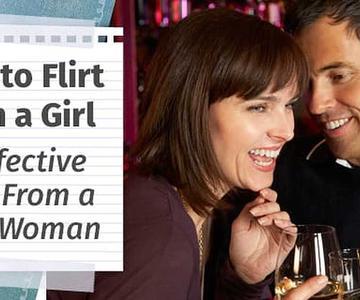 Cómo coquetear con una chica (8 consejos efectivos de una mujer real)