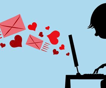 Cómo coquetear en línea