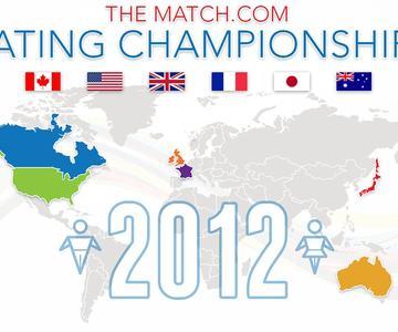 El Campeonato de Citas: Los británicos se llevan el oro al ir a Holanda