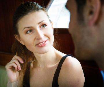 Kate Taylor - El lenguaje corporal es una señal de que le gustas.