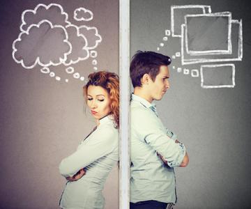 ¿Tienes suficiente en común con tu pareja o compañero?