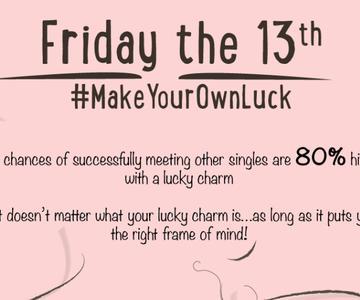 Viernes 13 #Haz tu propia suerte