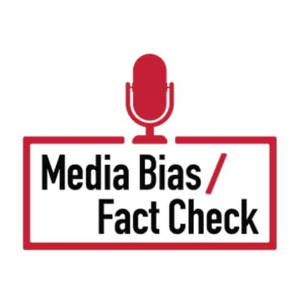 Media Bias/Fact Check logo