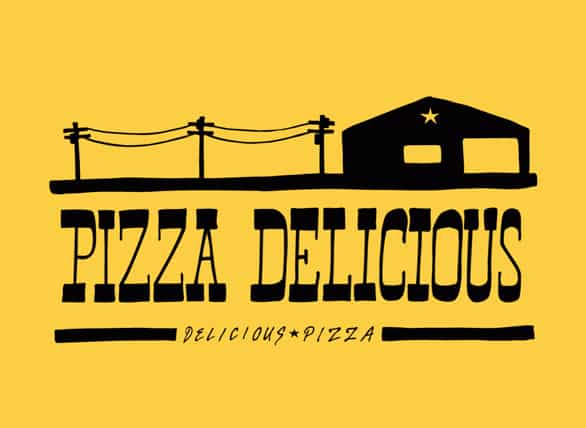 Pizza Delicious logo