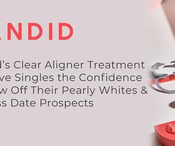 El tratamiento con el Alineador de Candidato puede dar a los solteros la confianza para mostrar sus blancos perlados e impresionar a los prospectos de fechas