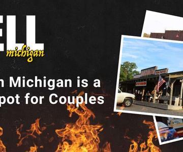 """El premio """"Editor's Choice"""": La Ciudad del Infierno de Michigan es un punto caliente para las parejas con buen sentido del humor"""