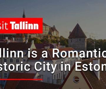 """El premio """"Editor's Choice"""": Tallin es una romántica ciudad costera llena de historia y cultura."""