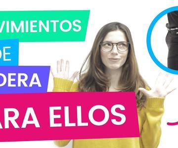 MOVIMIENTOS DE CADERA PARA SER MEJOR EN LA CAMA